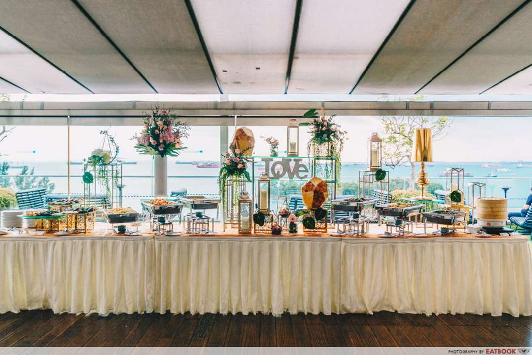 Rasel Catering decorations