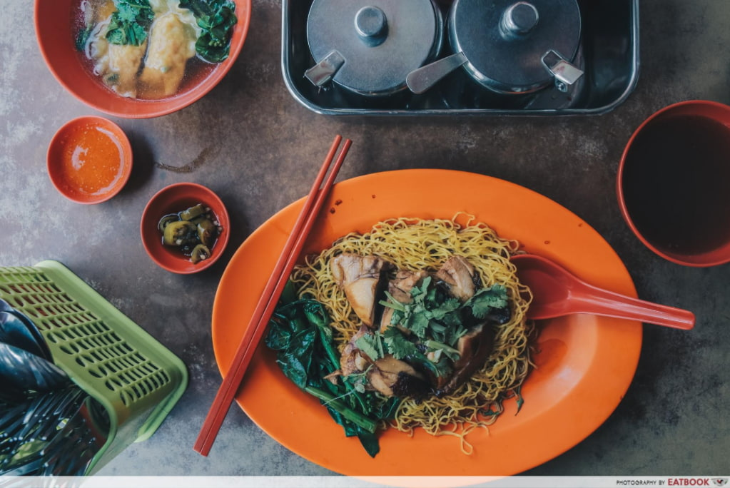 Soy Sauce Chicken - Original Chew Kee Eating House