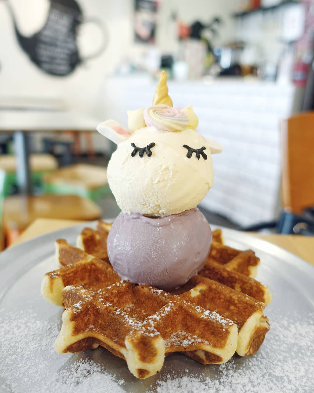 north-east cafes hatter street bakehouse unicorn whoaffle