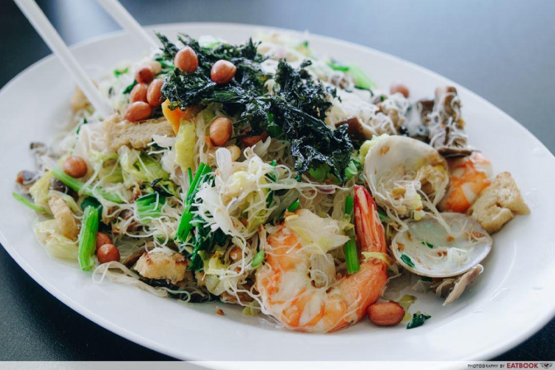 10 New Restuarants April - Xin Hua Delights