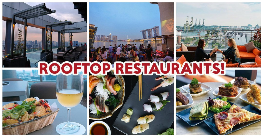 10 rooftop restaurants - cover image
