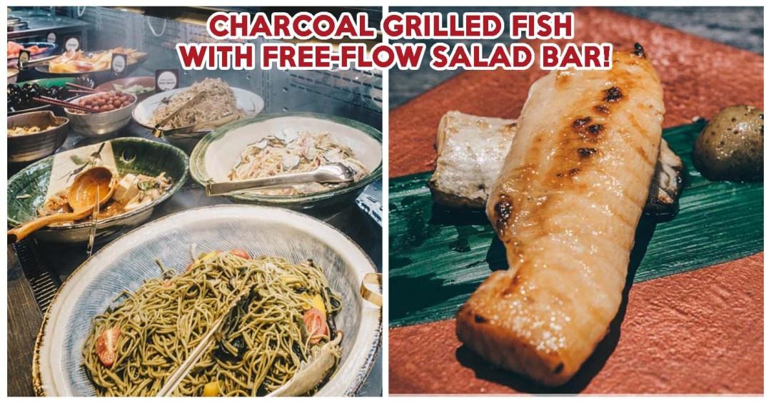 Charcoal-Grill & Salad Bar Keisuke 1