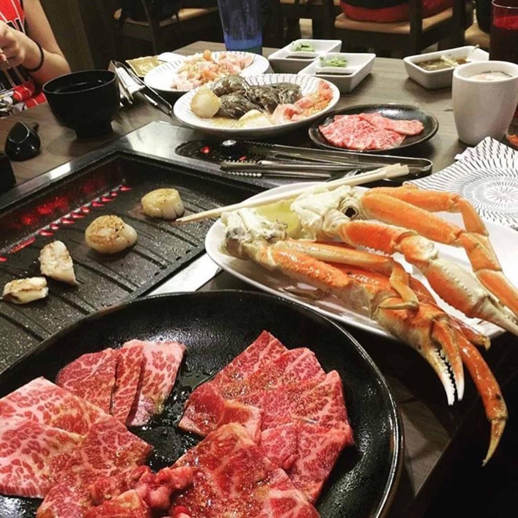 Chope Deals Buffet Tenkaichi Japanese BBQ