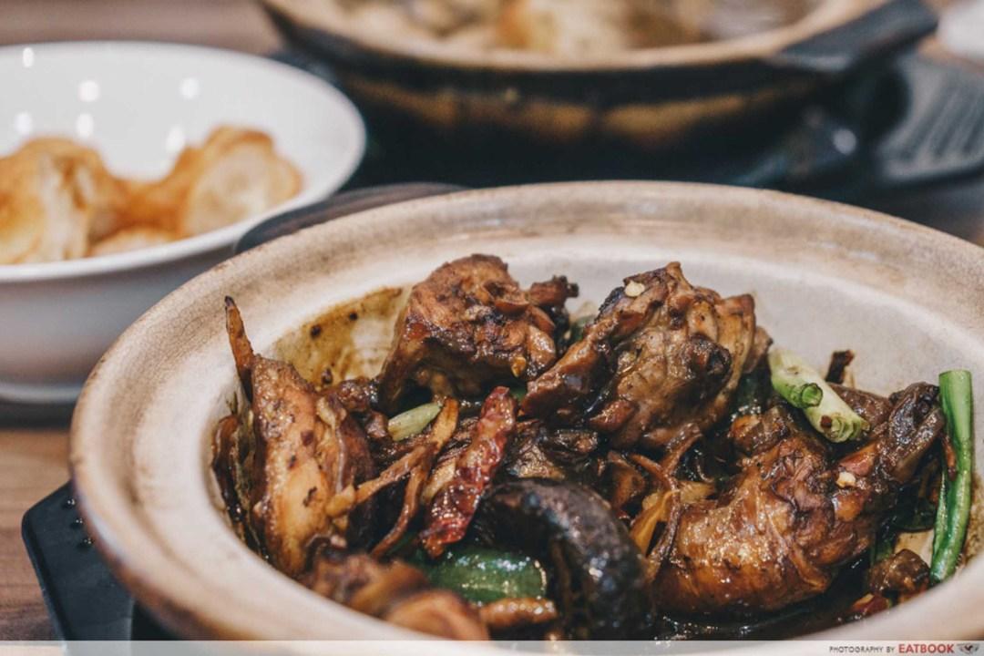 Good Taste Bak Kut Teh - Claypot Chicken Intro
