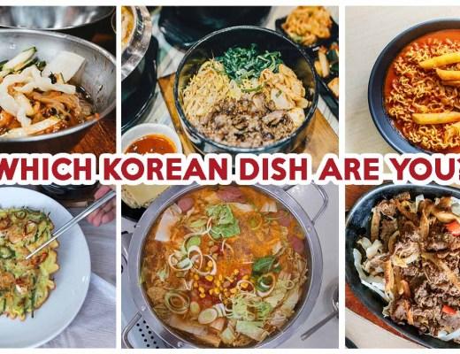 Korean Food Quiz - Feature Image