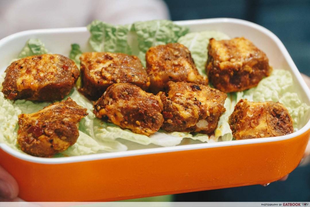 Xiao Mu Deng Traditional Hotpot - Pork ribs