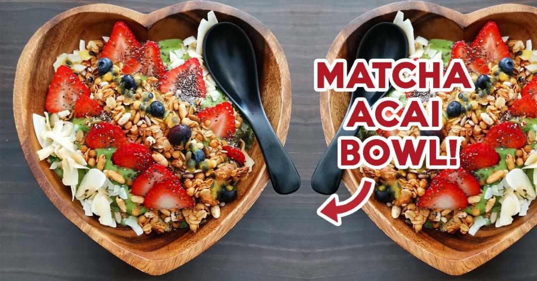 acai bowls singapore