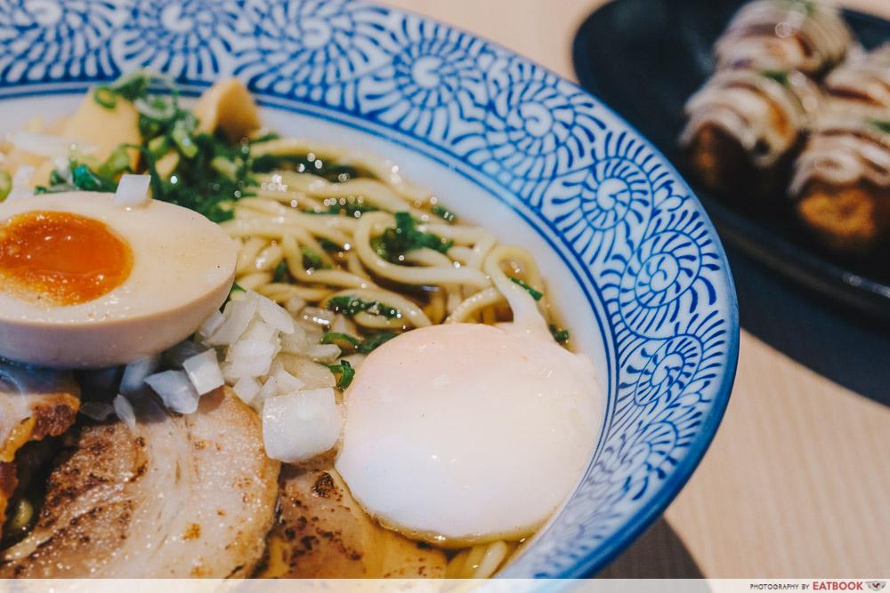 so ramen shoyu tamago onsen egg