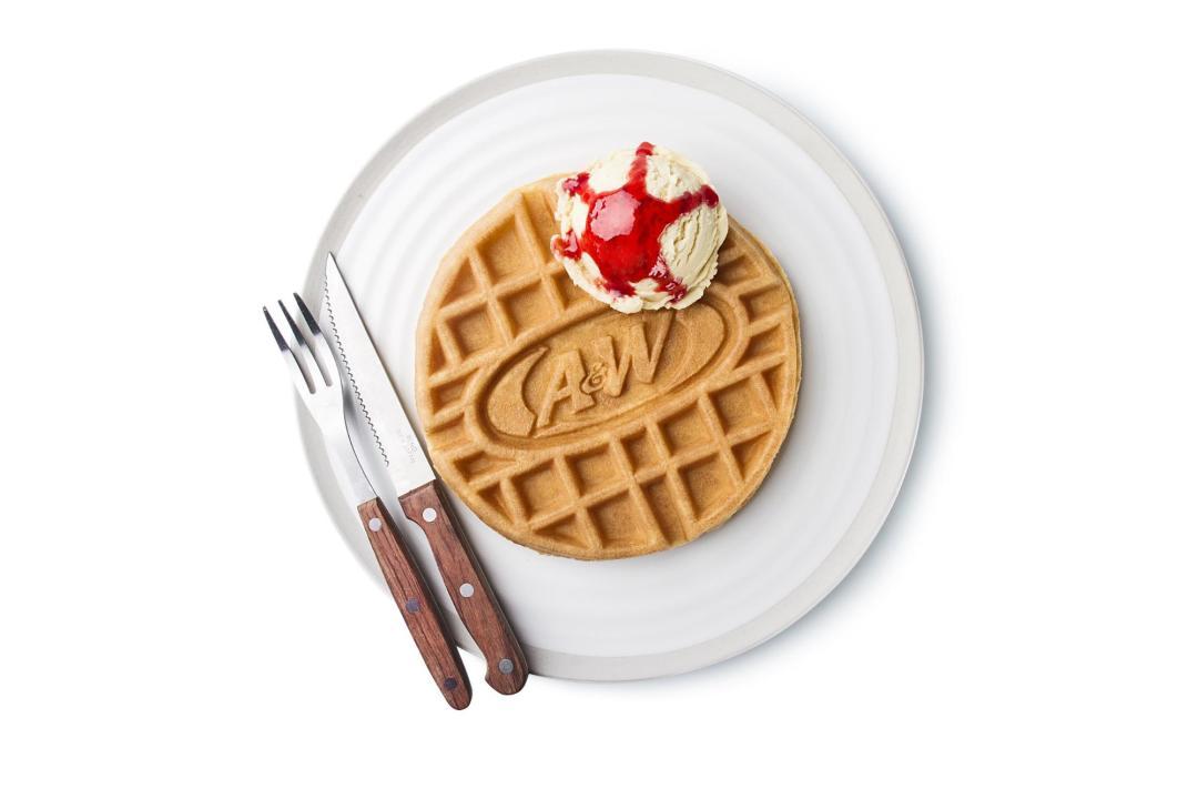 A&W - Waffles