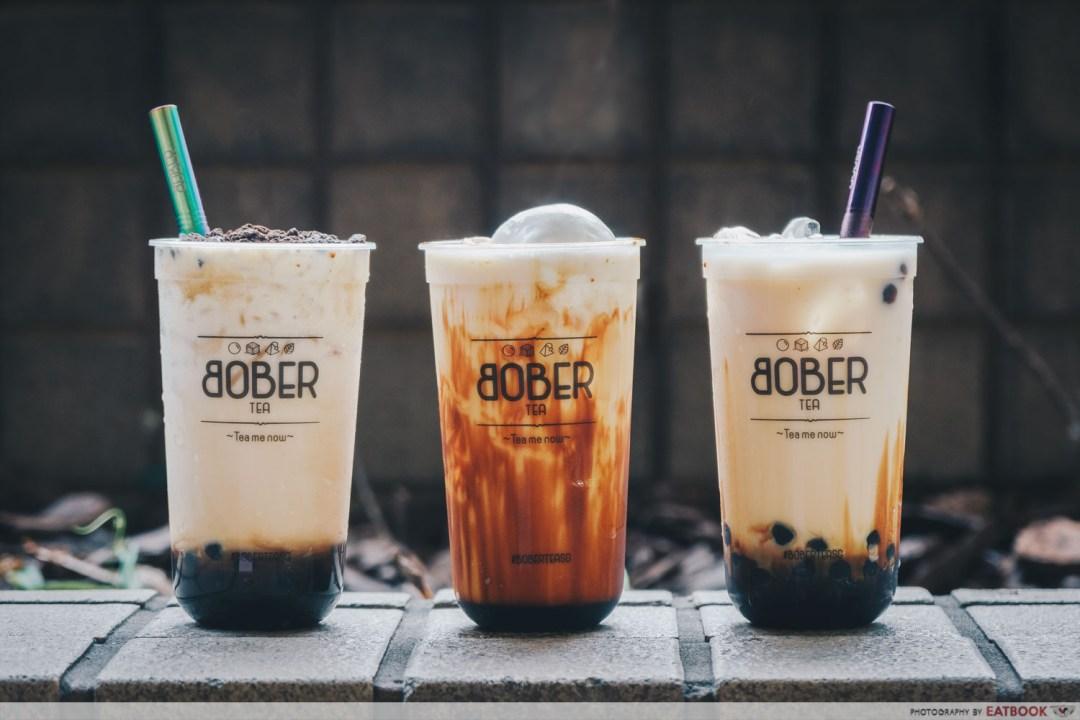 Bober Tea - Pretty Bubble Tea