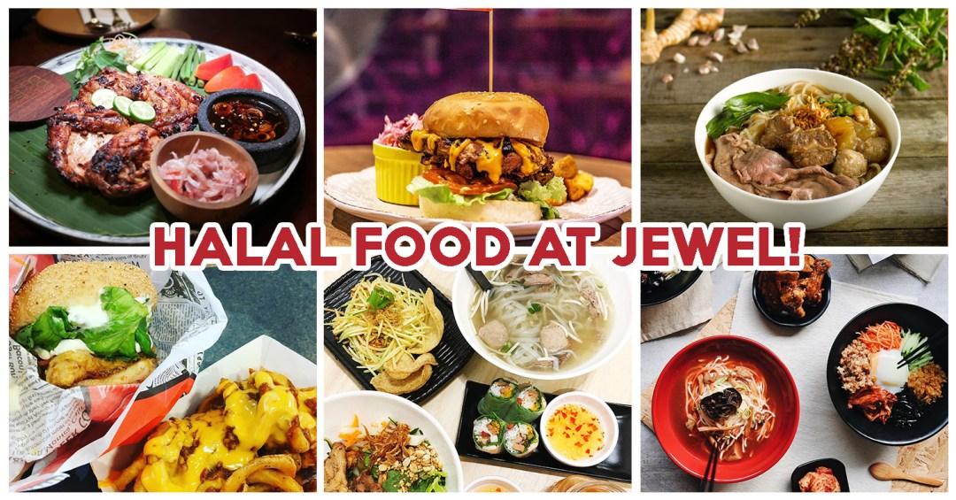 Jewel Halal Food - Cover Image