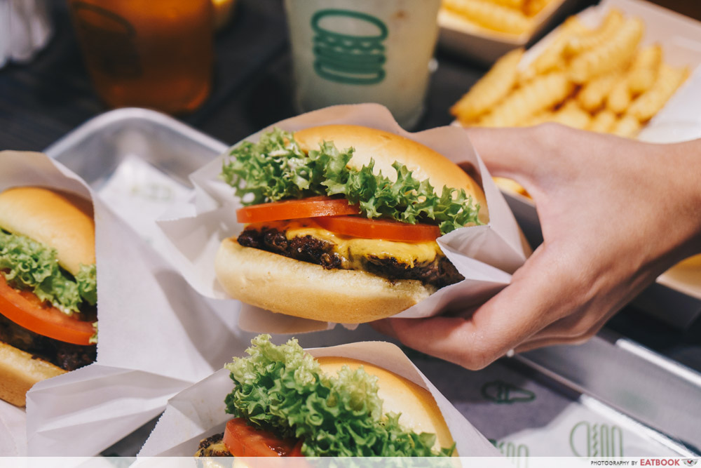 May Restaurants 2019 - Shake Shack