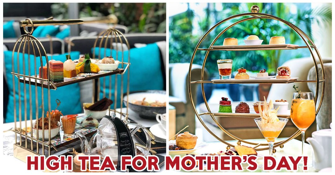 Mother's Day High Tea - High tea for mother's day