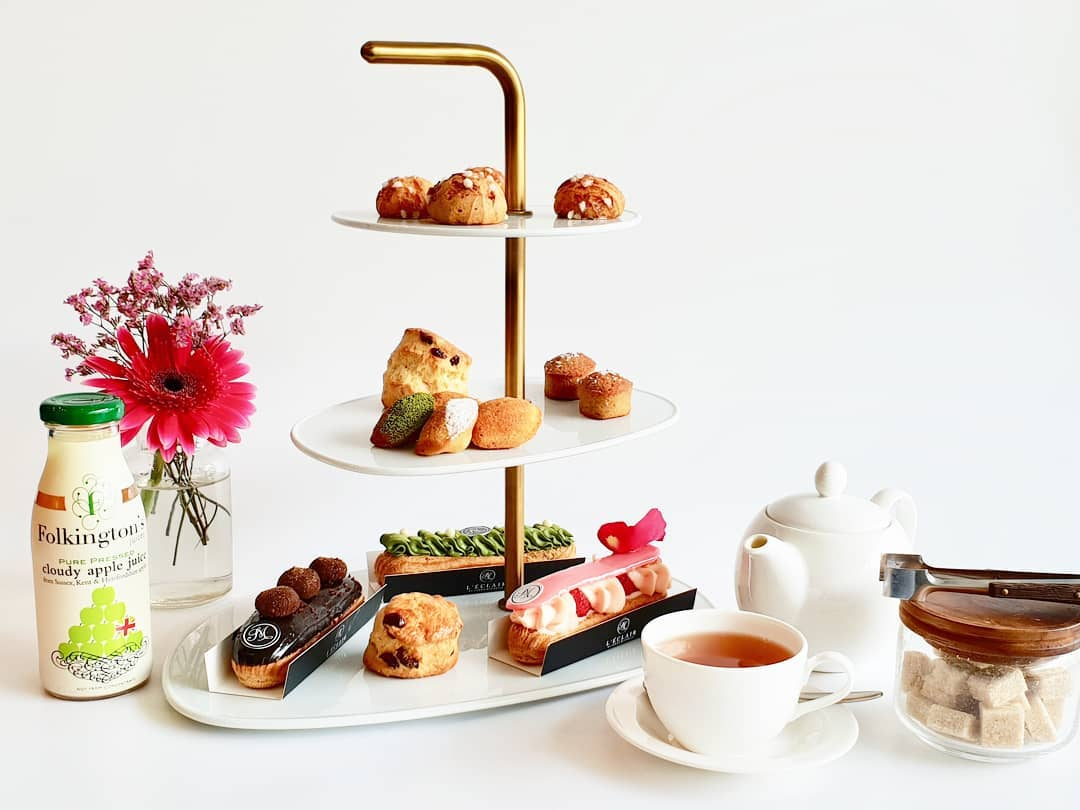 Mother's Day High Tea - L'Eclair Patisserie