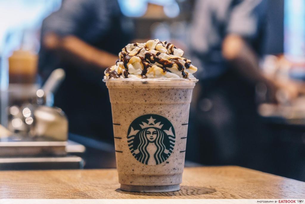 Starbucks Secret Menu Drinks Banana Split Frappuccino