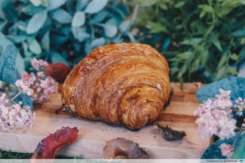 brotherbird boba croissant original mochi croissant