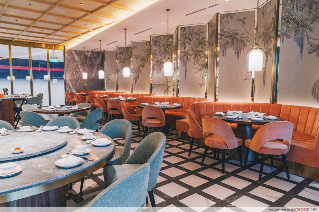12 New Restaurants June - Shang Social