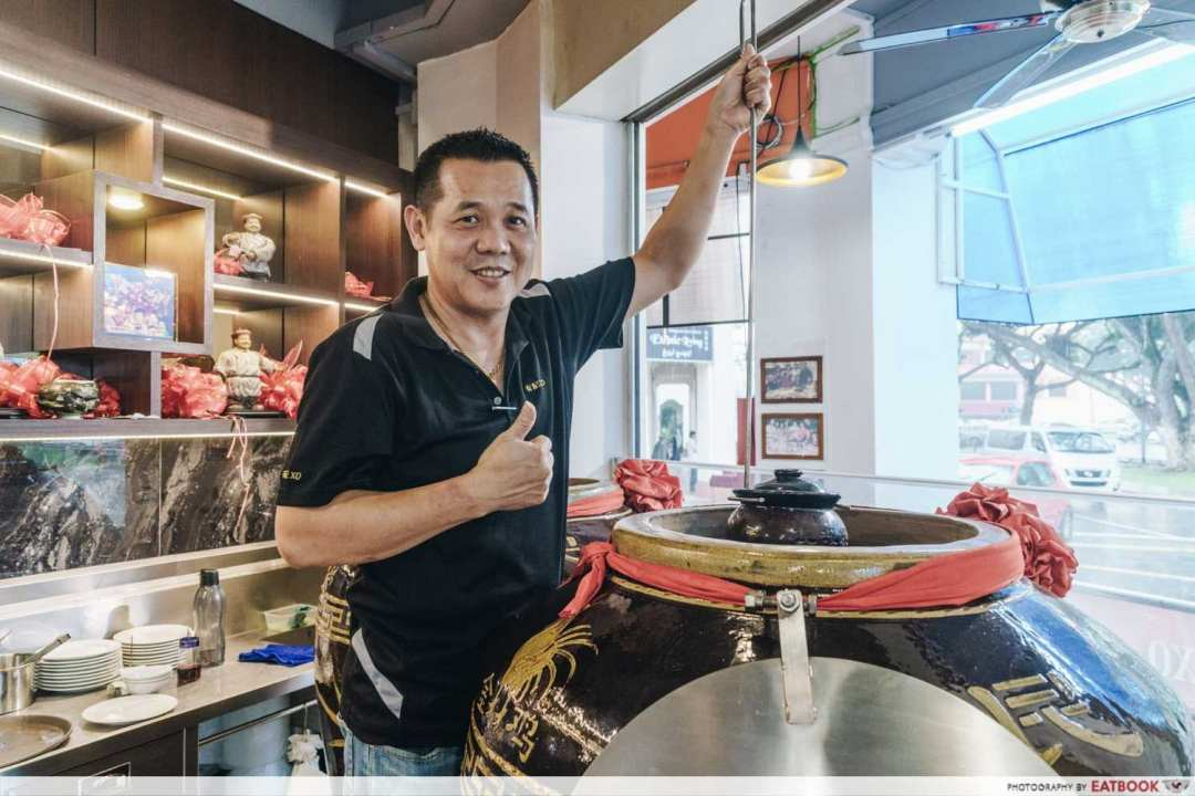 12 New Restaurants June - You Kee XO Restaurant Soup of the day