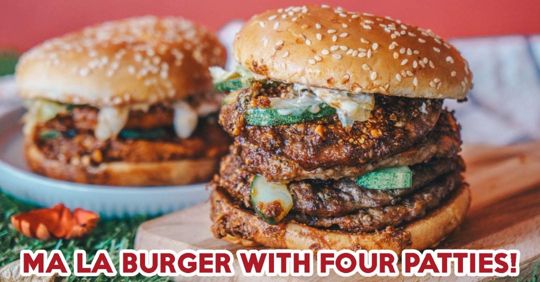 Burger King Mala Cover