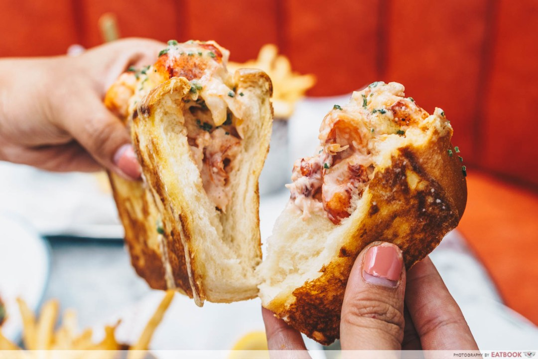 Burger & Lobster - Brioche Bun