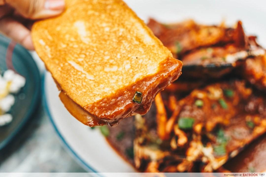 Burger & Lobster - Brioche Toast