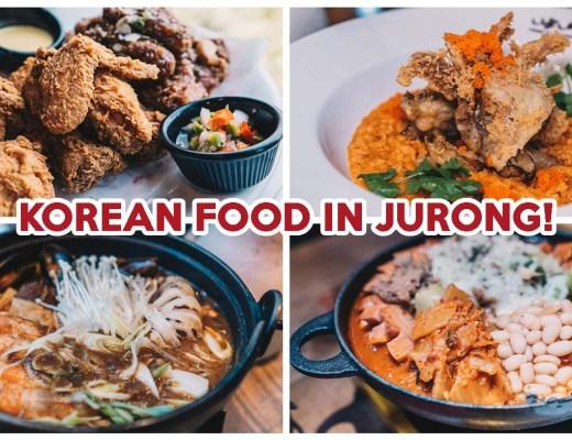 Jurong Korean Restaurant - Feature Image