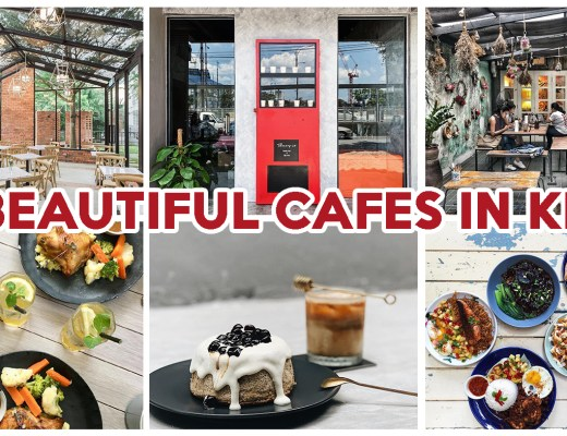 KL Cafes - Cover Image