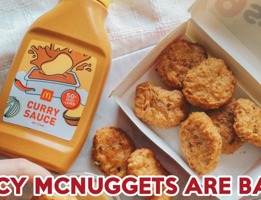 McDonald's Spicy McNuggets - Feature Image
