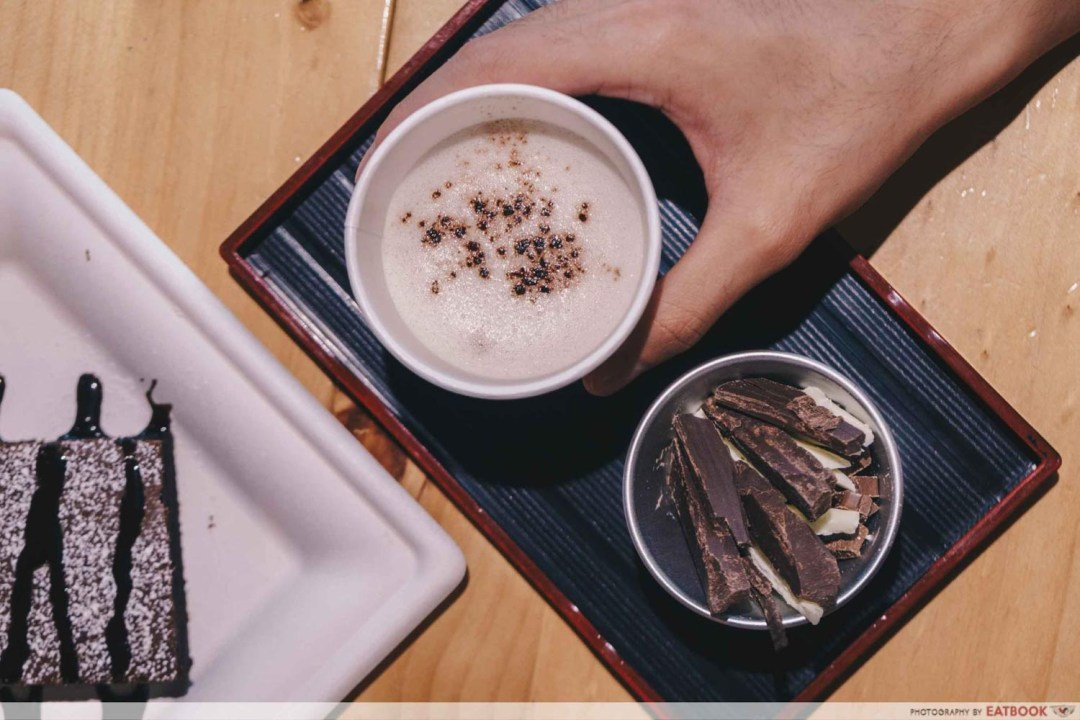 OCD Cafe - Triple Hot Chocolate