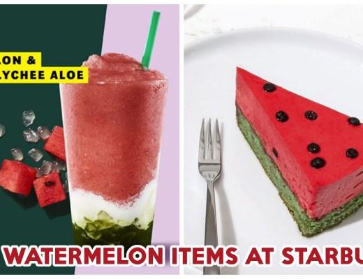Starbucks watermelon frappuccino cover