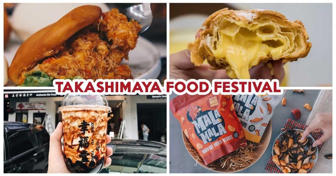 TAKASHIMAYA FOOD FIESTA FT IMG
