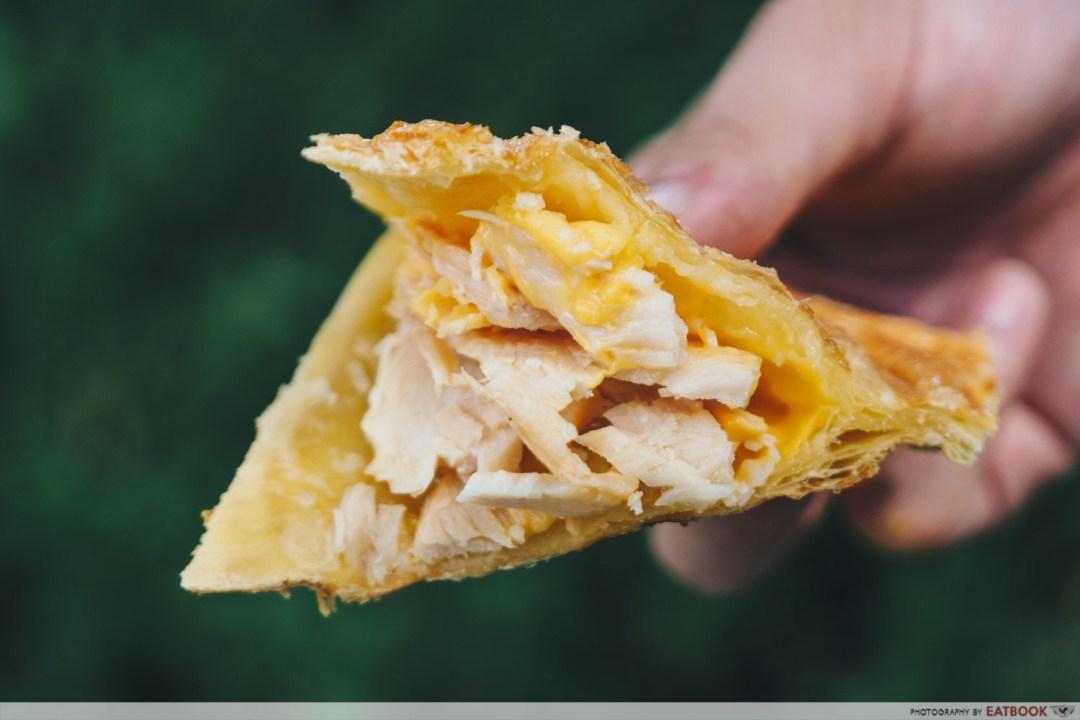 Tai Croissant - Cheesy Smoked Chicken
