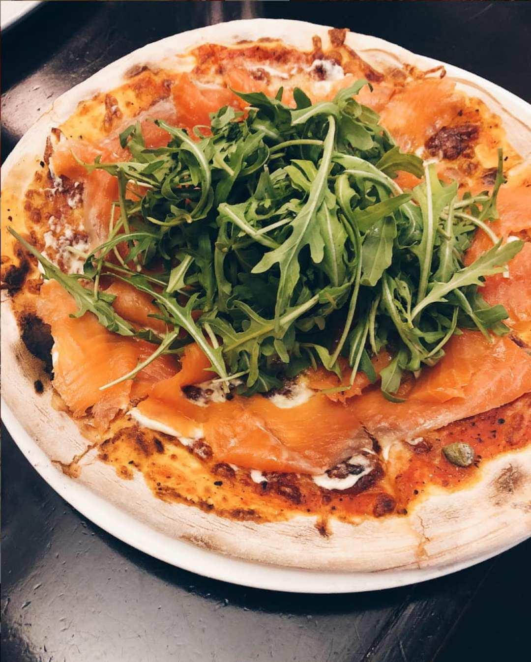 Wood Fired Pizza - La Nonna
