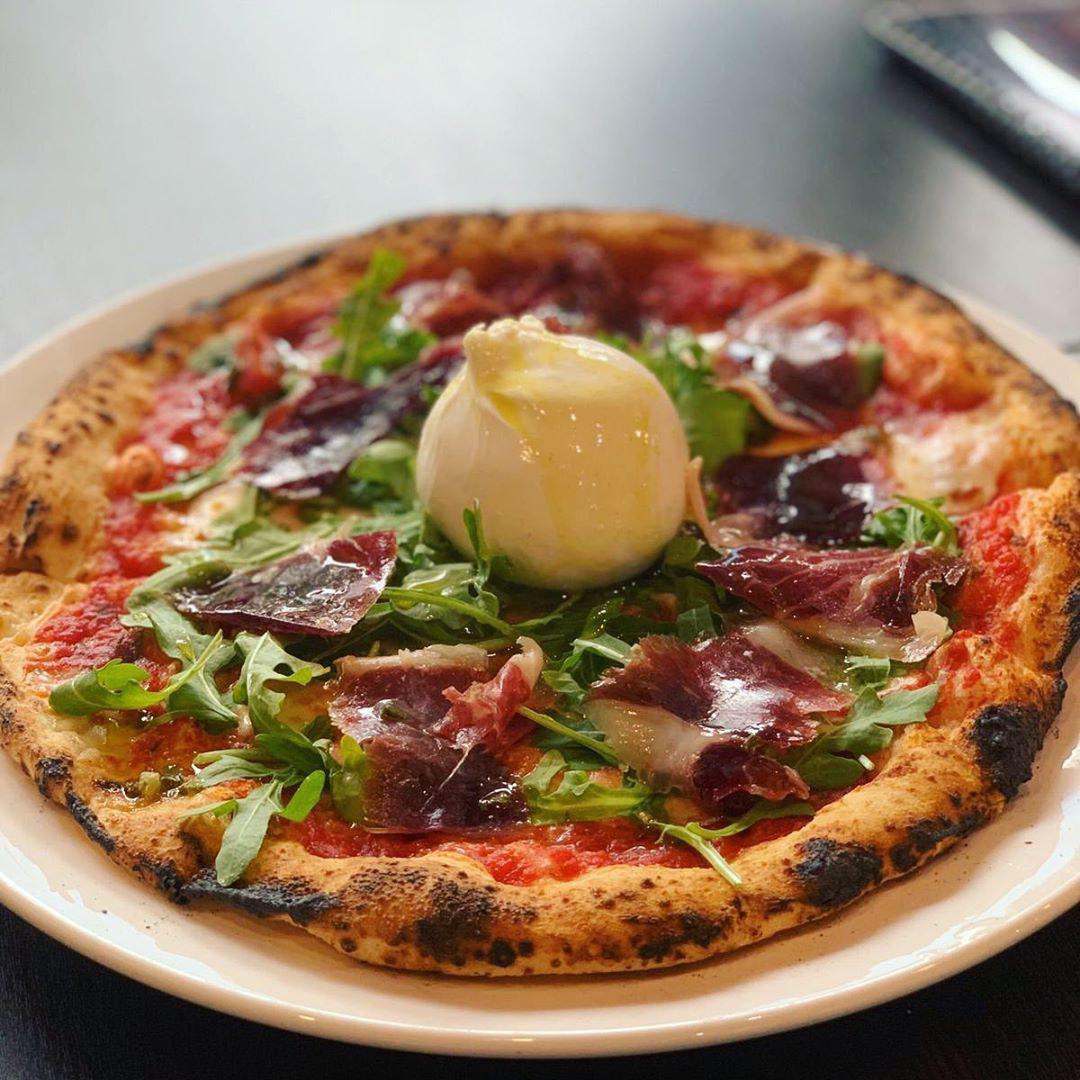 Wood Fired Pizza - Zazz Pizza