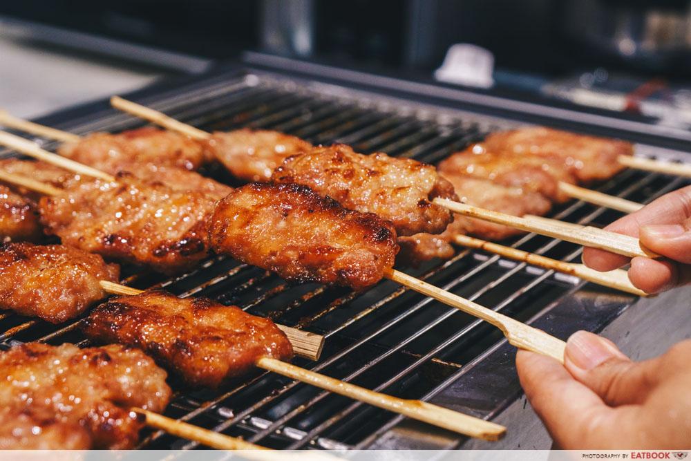 street food festival foodie palace moo ping