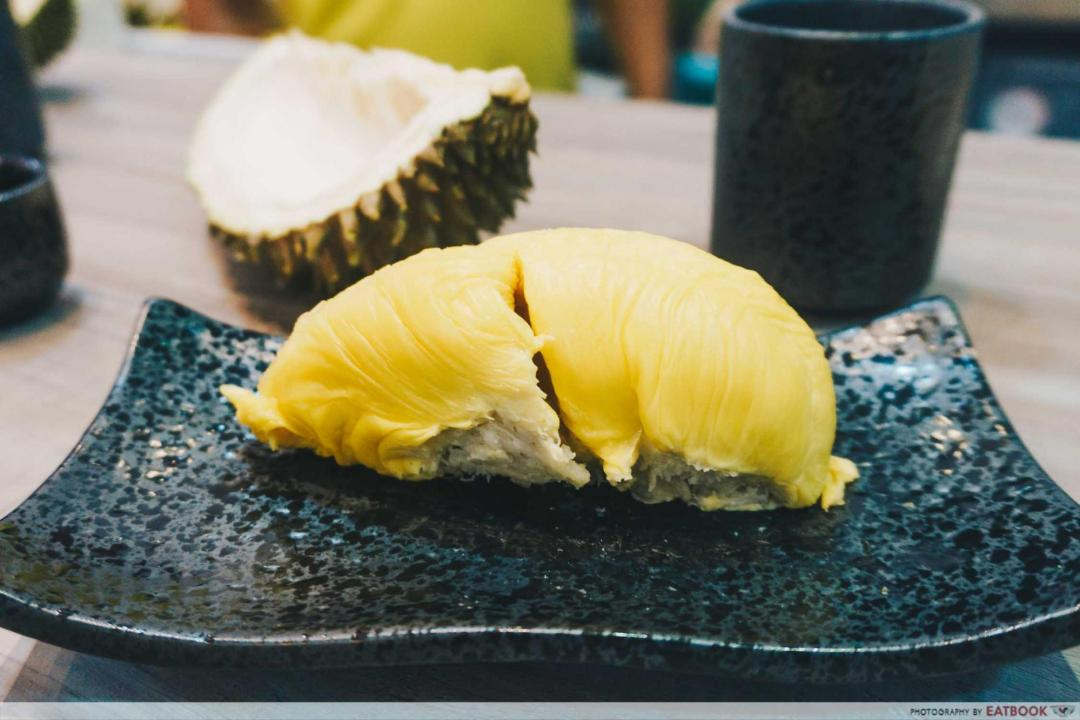 Durian Omakase - MSW