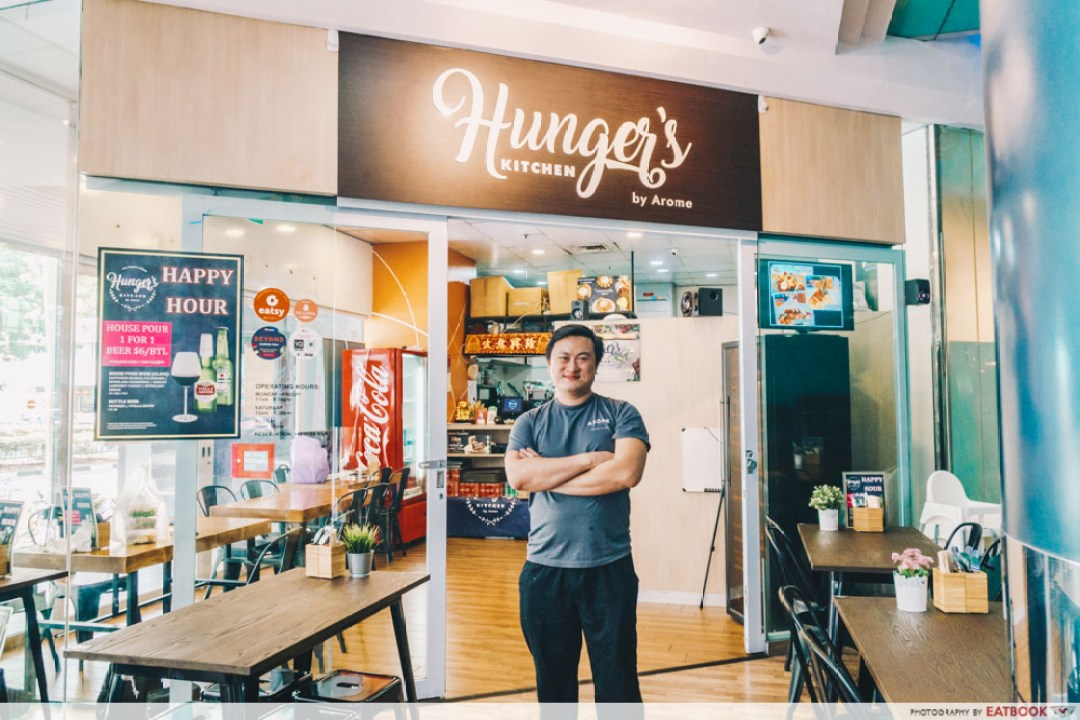 Hunger's Kitchen - Chef Andy