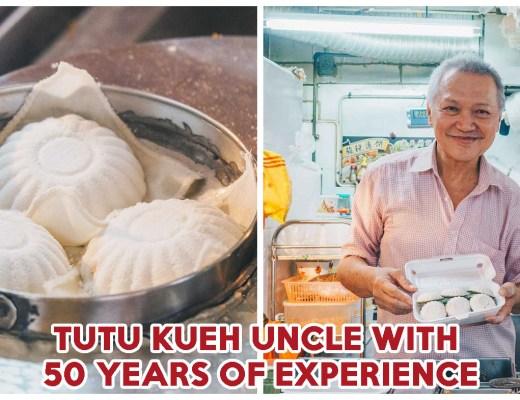Mr Ho Tutu Kueh