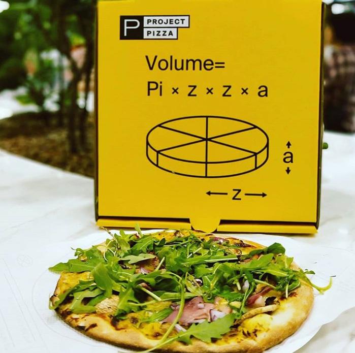 jewel supper food project pizza