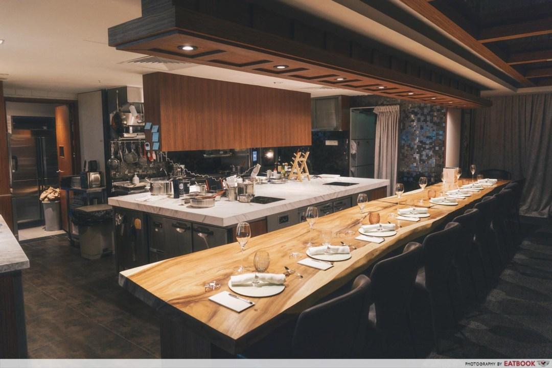 maybank michelin beautiful restaurants beni ambience