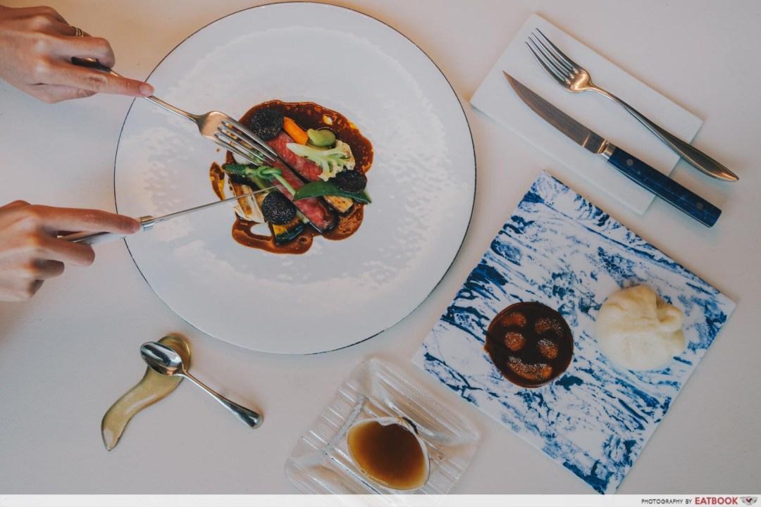 maybank michelin beautiful restaurants beni food