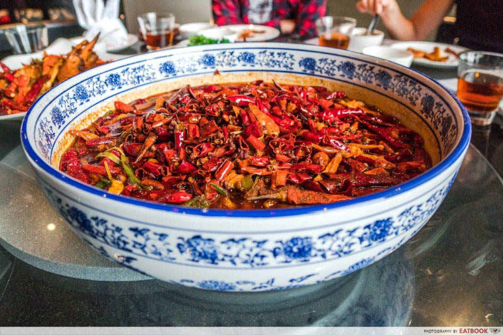 spicy dishes qi - house of sichuan