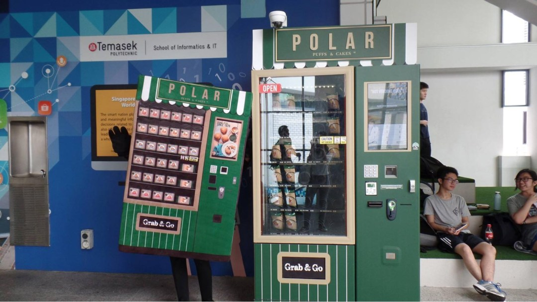 10 Unique Vending Machines In Singapore Selling Instant ...