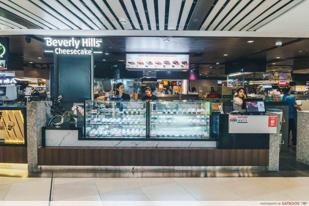 Beverly Hills Cheesecake - Storefront