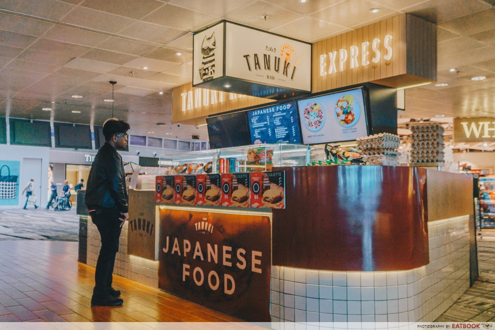 Tanuki Raw Express