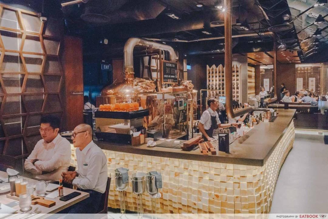 New Restaurant July - LeVel 33