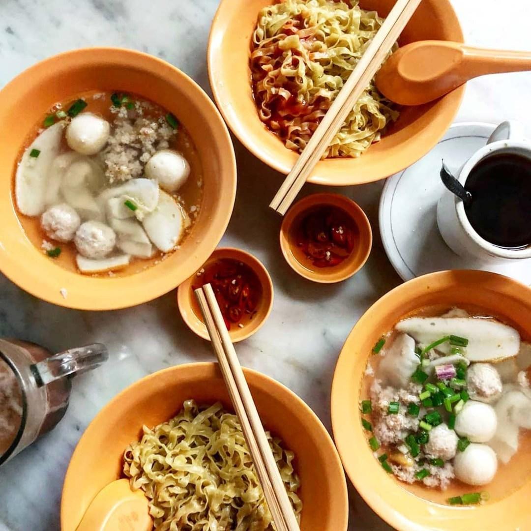 Tiong Bahru History - Hua Bee Restaurant