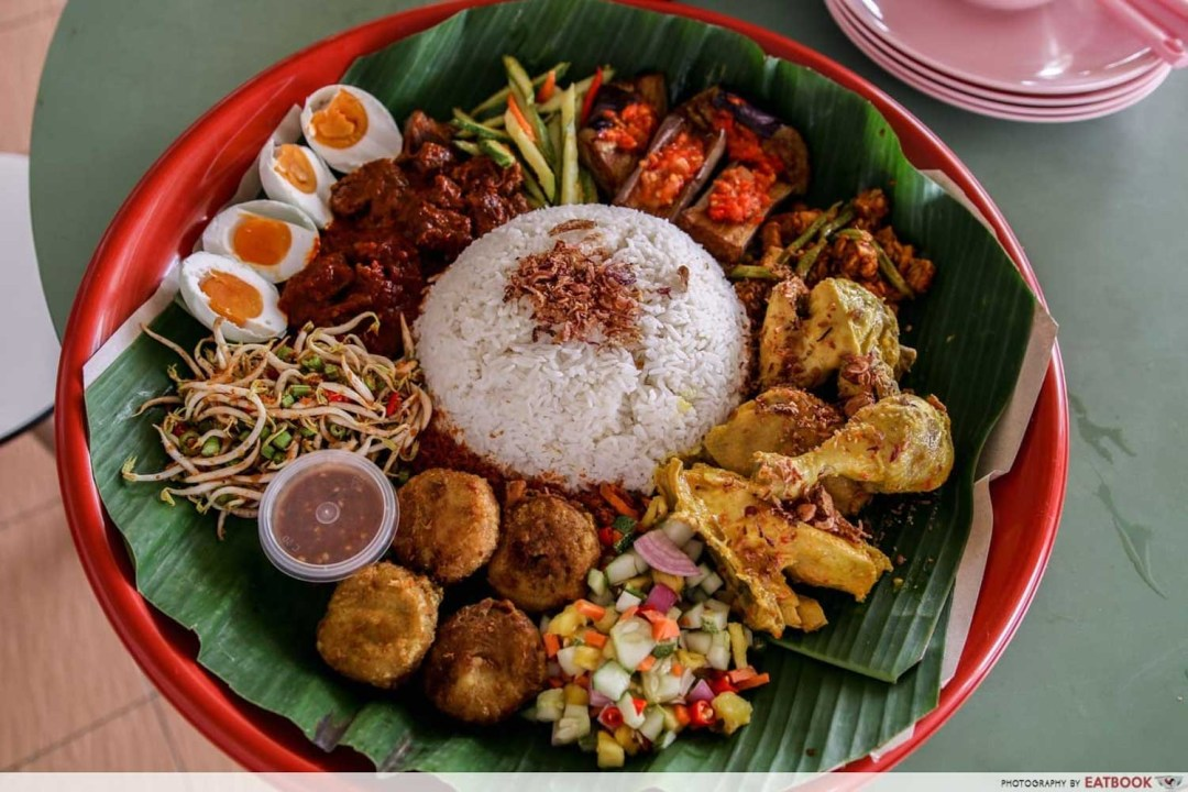 XXL Dishes - Enak Nasi Ambeng