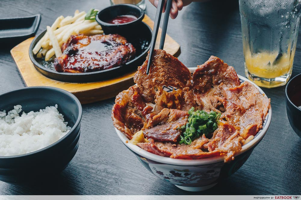 lunch deals in the West WATAMI Japanese Dining