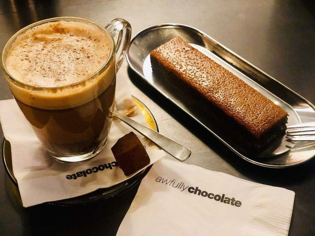 Chocolate cafes - Ninethirty by awfully chocolate